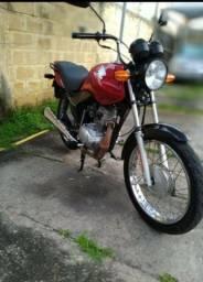 Moto Honda cg 125 fan/es