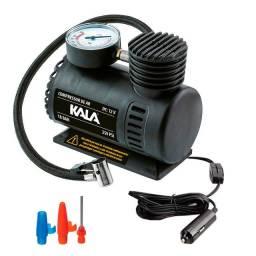 Compressor de Ar Compacto 12V 250PSI Kala