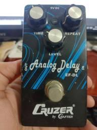 Título do anúncio: Pedal Analog Delay Cruzer