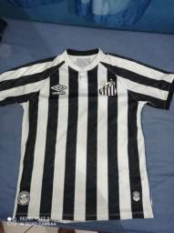 Camisa Santos FC uniforme