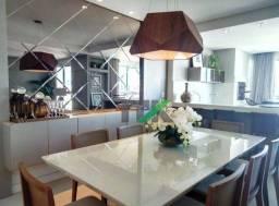 Apartamento com 3 dormitórios para alugar, 135 m² por R$ 15.000,00/mês - Pioneiros - Balne