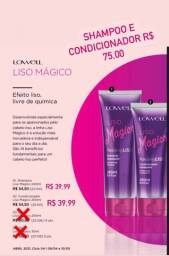 Kit shampoo Lowell