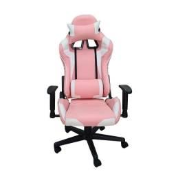 Cadeira Gamer Rose Evolut