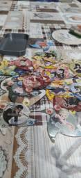 Coleção Naruto Shuriken Elma Chips (2009)