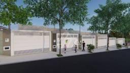 Título do anúncio: Casa com 2 dormitórios à venda, 49 m² por R$ 200.000 - Jardim Verona