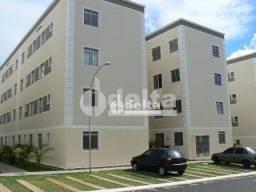 Apartamento com 2 dormitórios para alugar, 45 m² por R$ 700,00 - Morada da Colina - Uberlâ