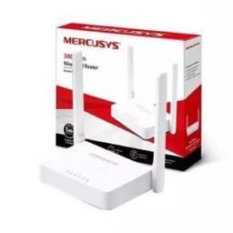 Roteador Wireless 2 Antenas 300 Mbps Mercusys ENTREGA GRÁTIS