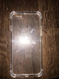 Capinha anti-impacto iphone 6s