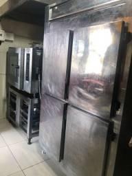 refrigerador 4 portas gelopar