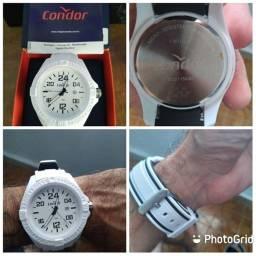 Relógio Condor novo na caixa com manual e garantia.