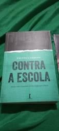 Livro CONTRA A ESCOLA - Fausto Zamboni