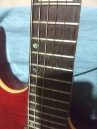 Guitarra strimberg com micro afinação
