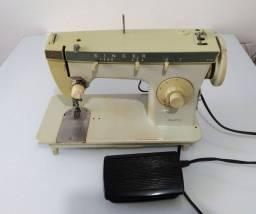 Máquina Costurando Certinho Motor Forte Original Singer