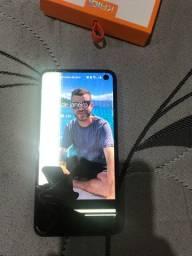 Samsung Galaxy S10e Lite 128 GB - Tela Trincada -  Leia a Descrição