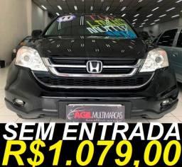 Honda Cr-v Lx 2.0 Gasolina 4x2 2011 Automática Ùnico Dono