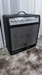 Caixa de som amplificadora loudvox LM500