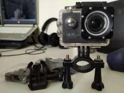 Camera de ação 4k