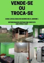 Vendo uma casa no Belo Jardim 1 ou troco por outra na baixada