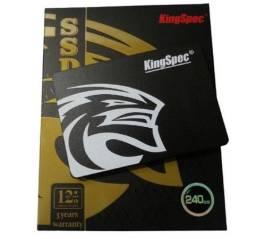 SSDs 120GB e 240GB Lacrados na caixa