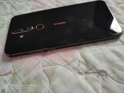 Nokia x71 6gb de ram 128 GB de memória interna