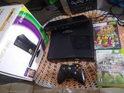 Xbox semi novo completo