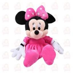 Título do anúncio: Minnie Vermelha ou rosa - pelúcia