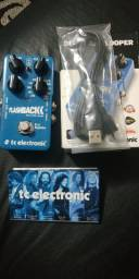 Delay e loop FLASHBACK TC eletronics