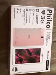 Tablet Philco novo rose