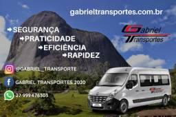 Transporte de van - Alugue já - Preço acessivel
