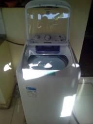 Lavadora de Roupas Electrolux Turbo Economia 8,5kg Branca 127V