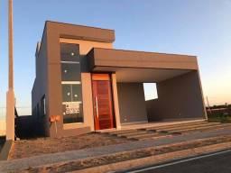 Casa - 120m² - Ecoville 2 - 3Q sendo uma suíte - 2vgs
