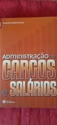 Livro administração de cargos e salários