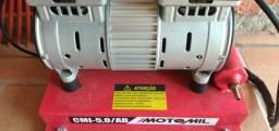 Compressor de ar elétrico Motomil