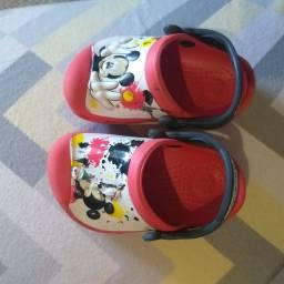 Crocs Mickey