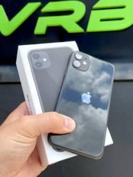 iPhone 11 64gb preto dois meses e meio de uso igual a novo