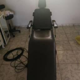Cadeira elétrica para estética