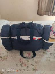 Colchonete de camping para bebê