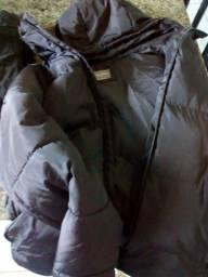 Jaqueta e casaco.