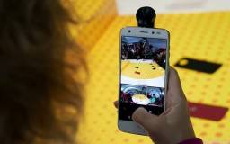 Moto Snap Câmera 360° Moto Z Snaps