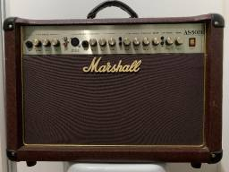 Amplificador Marshall Acoustic AS50D Combo Transistor 50W