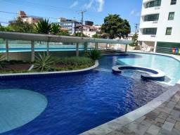 Apartamento Alto Padrão Mobiliado, 100 mts do mar