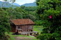 cabana em hotel fazenda na serra gaúcha