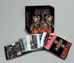 Box cds Guns'n Roses
