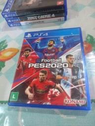 Jogos novos PS4
