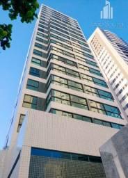 JS- Lindo Apartamento em Boa Viagem | 97m² | 03 Quartos | Edf. Quinta Maria Diva