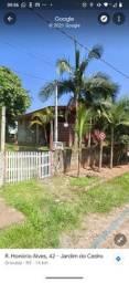 2 casas no mesmo pátio