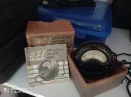 Exposimetro -<br>Medidor de luz Antigo