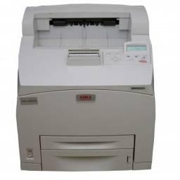 Impressora Oki B6500 - 3 meses de garantia - Revisada + toner cheio