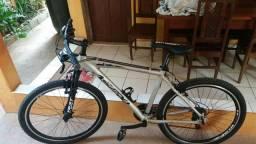 Vendo bicicleta nova menos de 1 mês