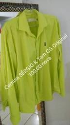 1 Camisa marca Sérgio K tam GG original